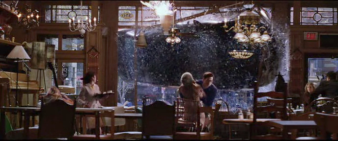 Restaurant Spiderman 2